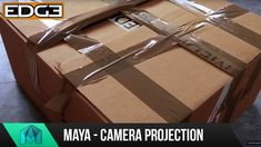 Maya Tutorial - Camera Projection & Camera Mapping for Beginners HD
