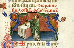 Missal, MS G.16 fol. 127r - Images from Medieval and Renaissance Manuscripts - The Morgan Library & Museum
