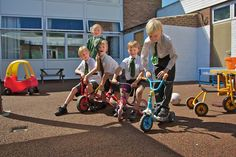 Horsmonden Primary School in Kent has transformed their playground with a new Complete Safety Play surface – a new product and service brought to you by Complete Weed Control, the UK's leading specialist contract service for the eradication of all problem weeds.