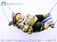 52 Week Photography Challenge — Week 13 Portrait: High Key