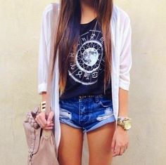 Top 5 Casual Summer Outfits