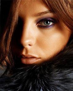 love the eyes...