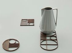Outline Trivets by Ferm Living