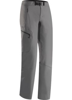 Arc'teryx Stingray Pant Women's Ski Snowboard Soft Shell Medium M Black NEW