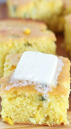 Mealie Bread (South African Corn Bread)