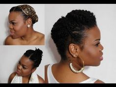 Protective styles for natural hair....she has great ideas.