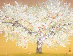 林檎の古木  2009年-38-野地美樹子