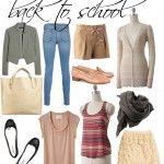 Tuesday Ten: Back to School Basics