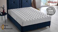 Saltele cu ioni de Argint Silver X Mattress, Bed, Furniture, Home Decor, Cots, Decoration Home, Stream Bed, Room Decor, Mattresses