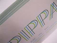 Polyprint Letterpress