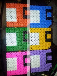 Mi Propio Pixel Art con Hama Beads