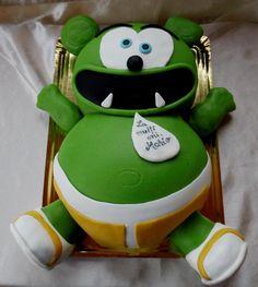 Gummy Bear - Cake by Pasiuneameadulce