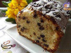 Plumcake con gocce di cioccolato