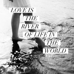 Love is the river of life in the world - Henry Ward Beecher . . . . . . . .  #riverwomen #river #riverwomenclt #nymph #waternymph #magical #gypsy #boho #fineart #clt #qc #queencity #charlotte #boudoir #blackandwhite #shelby #empowering #fearless #ncbeautiful #ruralnc ##bohochic #broadriver #greenway #riverwomenseries #henrywardbeecher #quotes #instaquote #tgif #summertime #intheriver