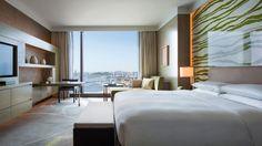 Dalian Hotel Accommodations | Standard Guestooms - Grand Hyatt