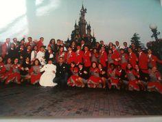 Avant de travailler à Euro Disney (1992-2007), je ne savais pas ce qu'était une attraction ! Un manège oui, mais une attraction non. Pourtant ils m'ont engagé et j'y suis resté 15 années. Ce n'est pas rien comme expérience.