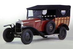 Early 1920's Citroen B2 La Normande