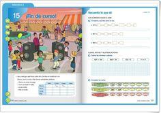 """Unidad 15 de Matemáticas de 2º de Primaria: """"Estadística y probabilidad"""" The Unit, Activities, Interactive Activities, Unity, United States"""