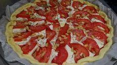 """Résultat de recherche d'images pour """"tarte a la mozzarella"""""""