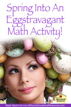 Enjoy a great activity I've completed with First G School Resources, Math Resources, Math Activities, Easter Activities, Math Games, 9th Grade Math, 12th Maths, Middle Schoolers, Student Engagement