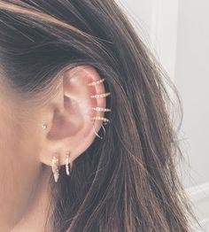 Lucy Hale is ear goals #lucyhale #earrings