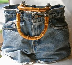 Not Yo Mommas Handbag (original,photography,photo,handbag,purse,jeans,recycled,repurposed,upcycled,blue jeans,green product,earth friendly)