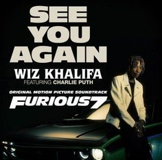 """New Music: Wiz Khalifa Ft. Charlie Puth   See You Again [Audio]- http://getmybuzzup.com/wp-content/uploads/2015/03/wiz-khalifa1.jpg- http://getmybuzzup.com/wiz-khalifa-see-you-again/- Wiz Khalifa – See You Again (feat. Charlie Puth) Here's a new record from Wiz Khalifa featuring singer Charlie Puth called """"See You Again"""" off the 'Furious 7' movie soundtrack.Enjoy this audio stream below after the jump. Follow me:Getmybuzzup on T...- #Au"""
