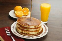 Dupar's has been pouring clarified butter onto pancakes tableside since 1938, and now counts four southern California restaurants and one in Vegas.