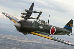 Zero ~ Mitsubishi A6M2 Fighter ~ BFD