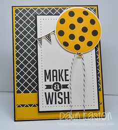 Make A Wish by TreasureOiler - Cards and Paper Crafts at Splitcoaststampers