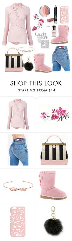 """""""Just No."""" by felicitysparks ❤ liked on Polyvore featuring Rick Owens Lilies, Tommy Hilfiger, Tammy & Benjamin, Ted Baker, Miss Selfridge, Tory Burch and Deborah Lippmann"""