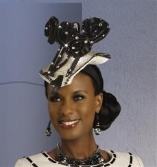 Don't need a hat! Why not try a fascinator!