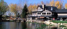 Top 5 Wedding-friendly Golf Courses in Calgary Calgary Wedding Venues, Getting Married, Golf Courses, Dream Wedding, Bridesmaid Dresses, Mansions, Elegant, House Styles, Wedding Ideas