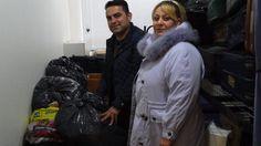 Flüchtlingsheim am Grenzweg: Tränen nach dem Umzug - SPIEGEL ONLINE - Nachrichten - Panorama