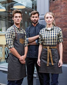 The Artisan Collection Cafe Uniform, Waiter Uniform, Hotel Uniform, Restaurant Aprons, Restaurant Uniforms, Staff Uniforms, Work Uniforms, Bartender Uniform, Craft Beer Shop