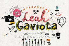 Leah Gaviota by Klap