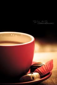 Red Cup of Coffee and don't forget the chocolate.