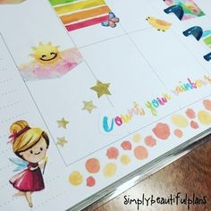 LAST DAY!!   from @simplybeautifulplans for our RAINBOW #colorcobundle! How cute are these faries?? . http://ift.tt/1l1r6p4 . @faryeplans @brittneyndesigns @sweet_caress @printstickshop @letspaperup @simplybeautifulplans @yupiyeipapers @violetpaperprints @colorcodesigns . #planneraddict #planner #colorcodesigns #plannerspread #plannerlove #plannergoodies #plannerjunkie #plannercommunity #planners #plannernerd #plannerobssessed #plannergirl #plannerlife #erincondrenlifeplanner #eclp…