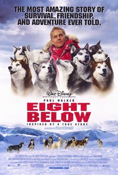 Eight Below is a 2006 American adventure drama film directed by Frank Marshall and written by David DiGilio. It stars Paul Walker, Bruce Greenwood, Moon Bloodgood, and Jason Biggs Moon Bloodgood, Walt Disney Pictures, Movies And Series, Movies And Tv Shows, Love Movie, Movie Tv, Gorgeous Movie, Movie List, Below Movie