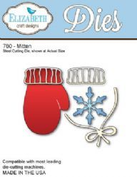 760 Elizabeth Craft Designs - Mittens