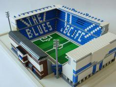 Lego Birmingham City FC Stadium - St Andrews #2