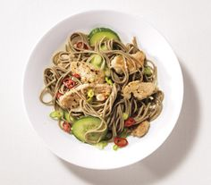 Spicy Pork and Soba Noodles