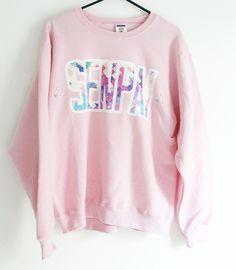 ★ SENPAI STAR SWEATER ★ I neeeeeeed this sweater.