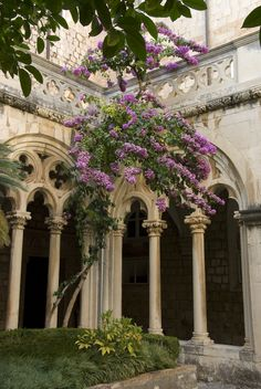 Franciscan Monastery, Dubrovnik, Croatia  A travel board about Dubrovnik Croatia. Includes things to do in Dubrovnik, Dubrovnik nightlife, Dubrovnik food, Dubrovnik tips and much more about what to do in Dubrovnik. -- Have a look at http://www.travelerguides.net