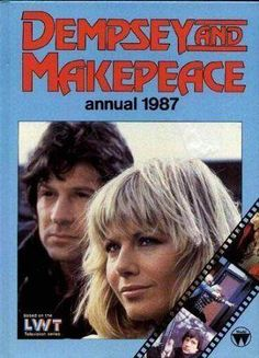 Dempsey and Makepeace Annual 1987 1980s Tv Shows, Uk Tv Shows, Tv Detectives, Cartoon Tv, Film Serie, Classic Tv, Music Tv, Childhood Memories, 1980s Childhood