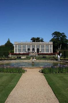 Belton House, The Greenhouse by Amy Sanderson, via Flickr