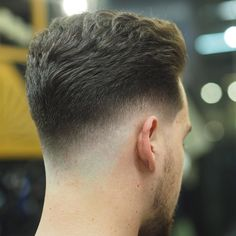 Low Skin fade drop down Thoroughly enjoyed sculpting this today. Styled with @triumphanddisaster clay. @rokkmanbarbers #barber #fade #scissorsalute #lineup #texture #menshair #collinsstreet #dapper #bespoke #design #fashion #mensgrooming #barbering #beard #thebarberpost #nastybarbers #barbershopconnect @thebarberpost @barbershopconnect by benwardscissorhands