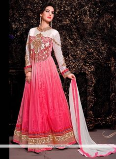 Looking for latest collection of Churidar Suit for women? Buy Churidar Suits & embellished churidar salwar kameez for wedding ceremony online. Shopping patiala churidar dresses at affordable price range by Andaaz Fashion Malaysia. Designer Anarkali Dresses, Designer Dresses, Latest Anarkali Suits, Salwar Suits, Costumes Anarkali, Wedding Salwar Kameez, Long Anarkali, Anarkali Churidar, Lehenga