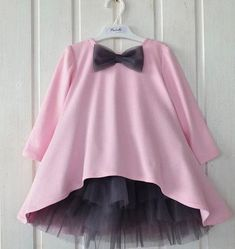 Children and Young Little Dresses, Little Girl Dresses, Girls Dresses, Baby Girl Fashion, Kids Fashion, Dress Anak, Baby Sewing, My Baby Girl, Kind Mode