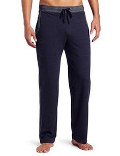 micro terry men's pjs
